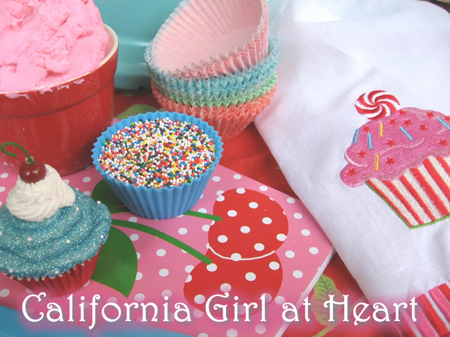 California Girl at Heart!