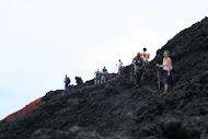 Volcan Pacaya, Guatemala pre-eruption