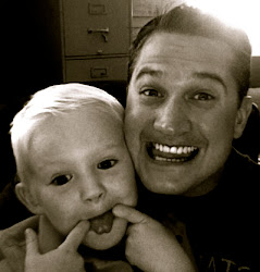 Parker and his Dad