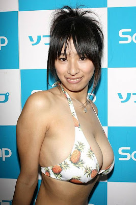 Hana Haruna Japanese Gravure Big Breasts Idol photos