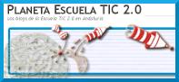 Los blogs de la Escuela TIC 2.0 en Andalucía