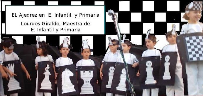 El Ajedrez en Educación Infantil y Primaria