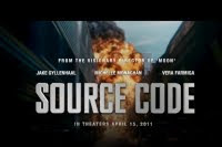 Source Code Film Directed by Duncan Jones