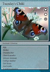 My trading card
