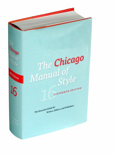 chicago manual of style 16th edition pdf free