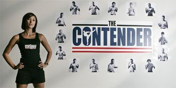 Jaymee Ong in The Contender Asia TV Show