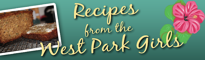 Recipes From The West Park Girls
