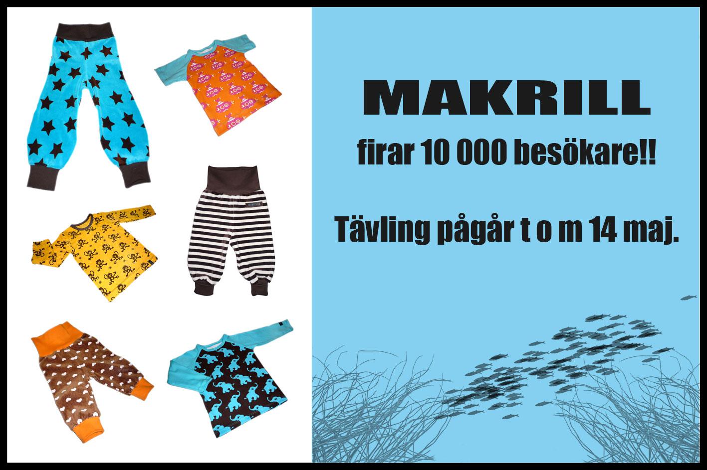 Tävling hos Makrill