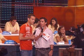 José Miguel Viñuela y Julian Elfenbein