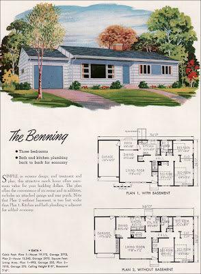Mad for Mid-Century: Mid-Century Exterior Paint