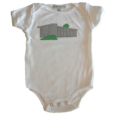 Mad for Mid-Century: Mid-Century Ranch Baby Clothes