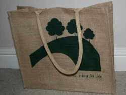 sisal bag