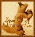 Spun Cotton Ornament Co. Shop!