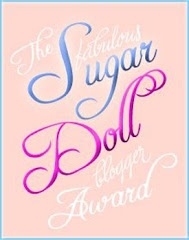 Winner of The Fabulous Sugar Doll Blogger Award