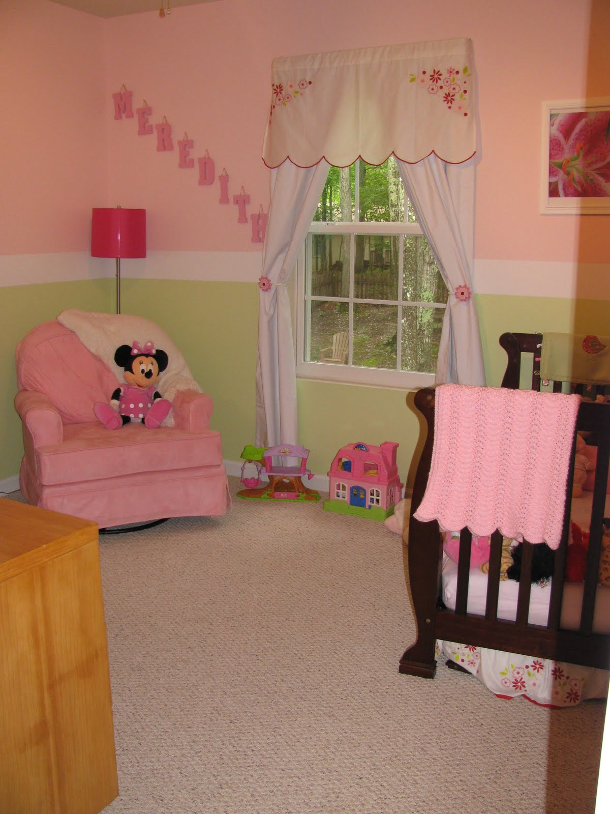 Domestically Devon House Tour Girly Room