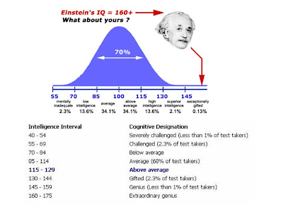intelligence quotient test. Take an IQ Test?