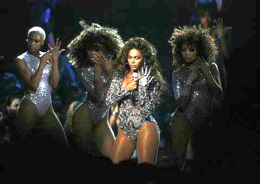 beyonce knowles concert