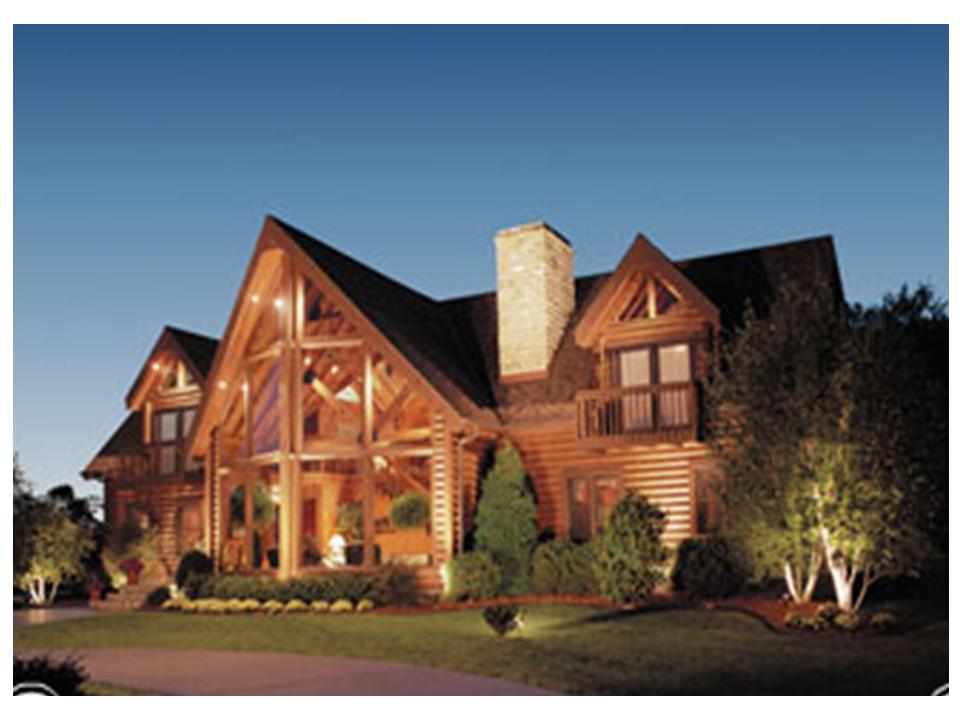 Jim Barna Log Homes