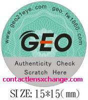 GEO Authenticity Check