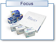 Focus Contact Lens