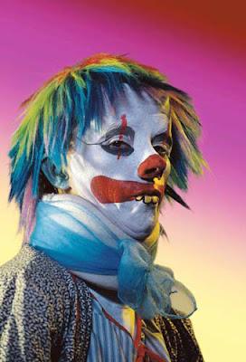clown by Cindy Sherman