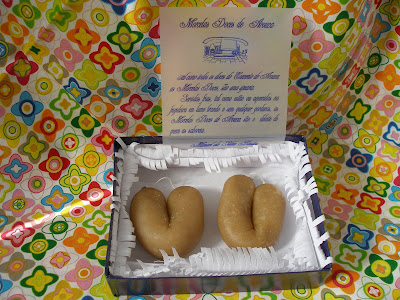morcelas doces de Arouca