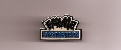 Fax Me- Rank Xerox pin