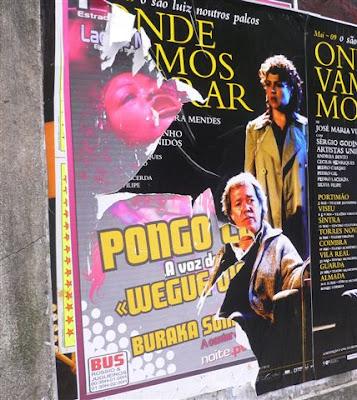 Buraka's Pongo Love e Sérgio Godinho