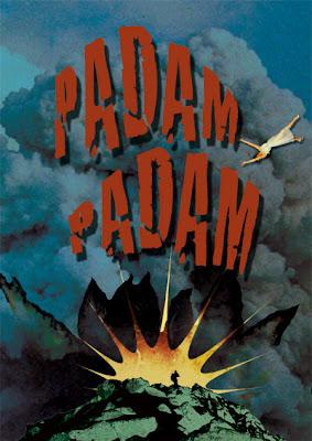 Padam Padam by Teatro Praga - poster by Mulher-Bala