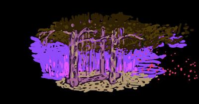 Floresta Hansel e Gretel by Mulher Bala