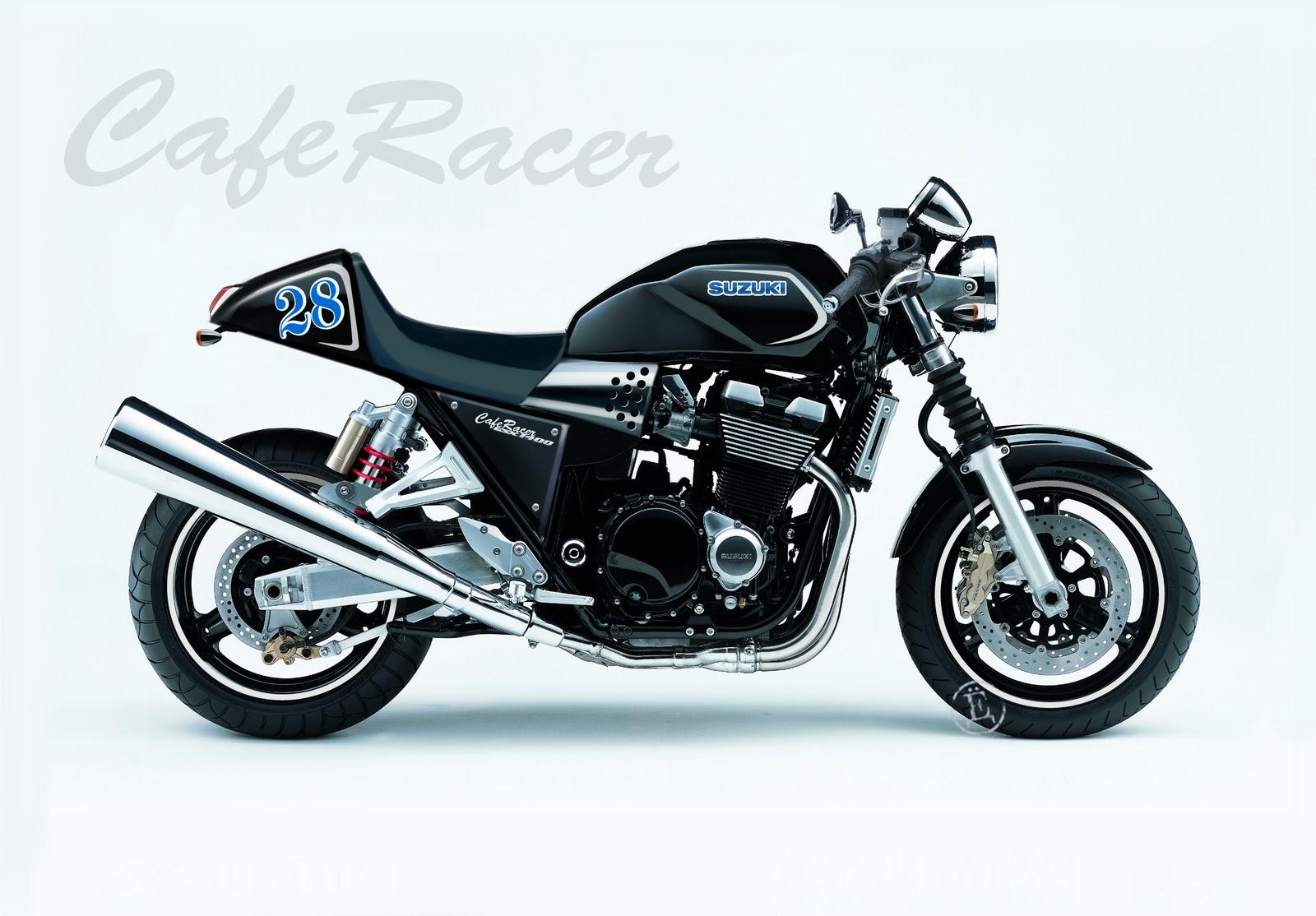 Yamaha Cafe Racer Concept Cafe Racer Concept