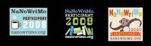 Nanowrimo - 3 Years