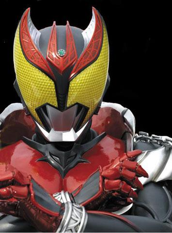 Welcome To The World Of Kamen Rider Kiva