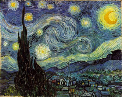 tela #the starry night