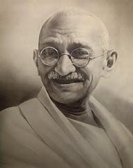 """Se..."" (Mahatman Gandhi)"