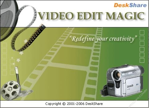 VEM(video edit magic) 4.47 Full