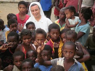 ATL, irmãs franciscanas missionárias de nossa senhora, Natal, São tomé e príncipe, guadalupe, ATL, Missão