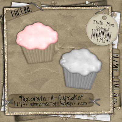http://twinmomscraps.blogspot.com/2009/08/decorate-cupcake-and-win.html