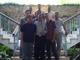 Seminaristas en la Web