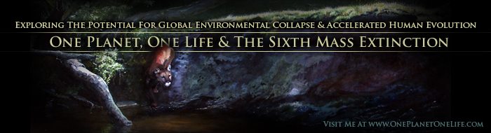 One Planet, One Life & The Sixth Mass Extinction
