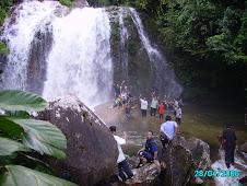 Kelab Remaja JIM Kedah - Air terjun lata pertama
