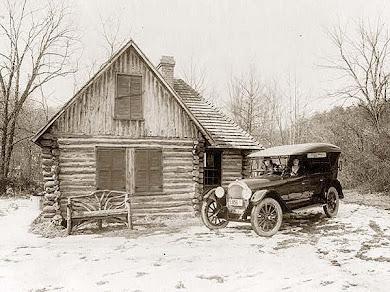 Horse & Cabin?