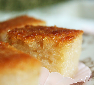 Cassava Cake Without Eggs