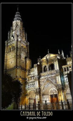 Catedral de Toledo. Gregorio Pérez