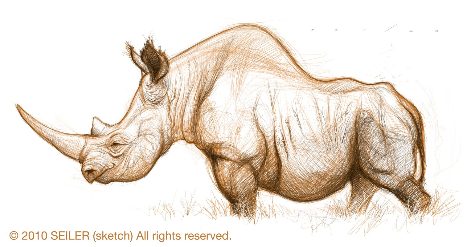 It's funny because it's true: Rhino who you are ...