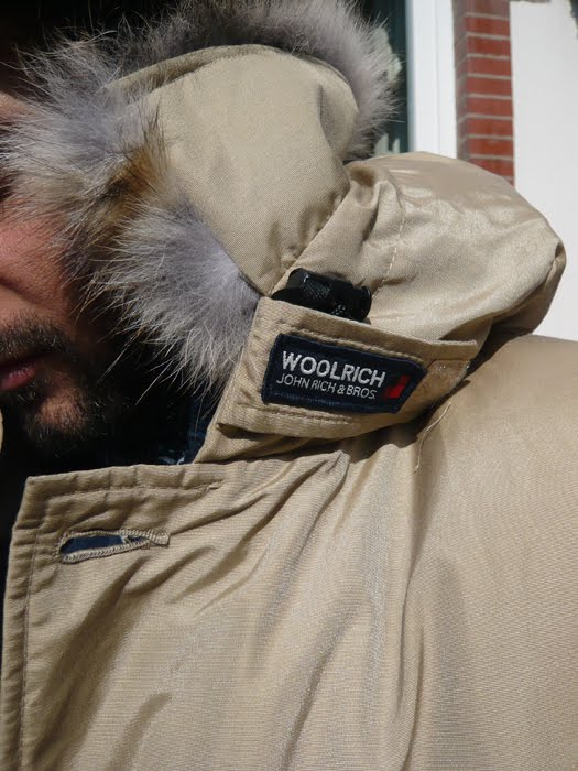 Woolrich Arctic Parka. WOOLRICH >>> Artic Parka