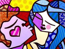 another kiss - romero brito