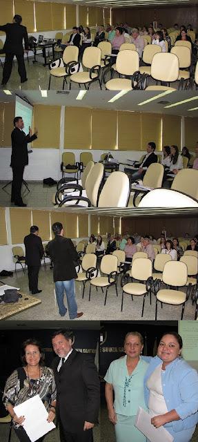 Workshop realizado dias 4 e 5 de junho em Brasília