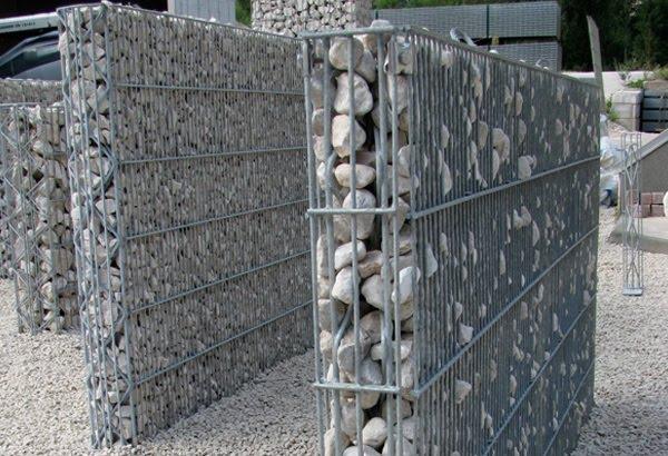 Gaviones de dise o for Gaviones de piedra