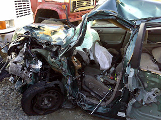 fatal honda civic accident